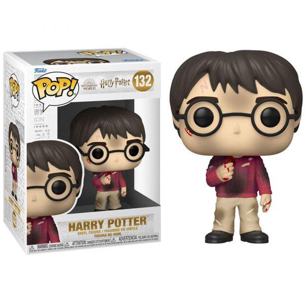 Figura POP Harry Potter Anniversary Harry with the Stone