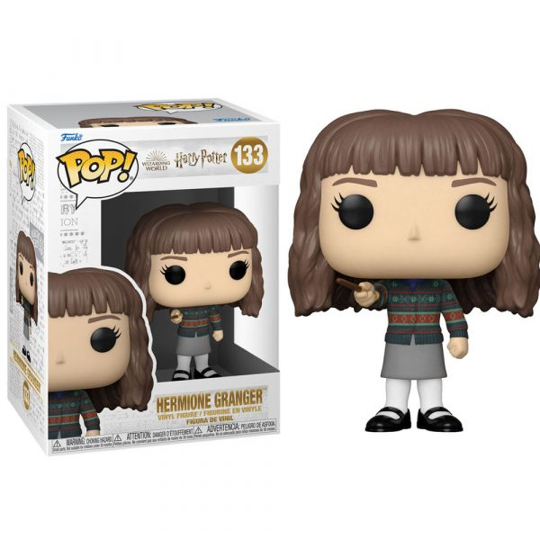 Figura POP Harry Potter Anniversary Hermione with Wand