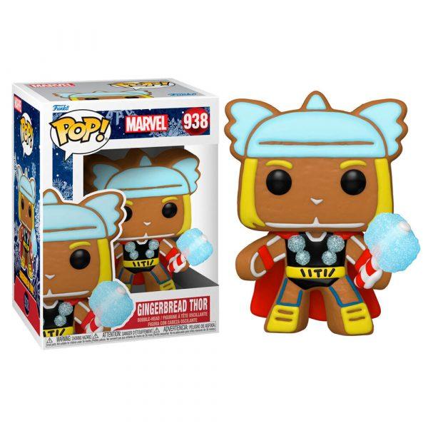 Figura POP Marvel Holiday Thor