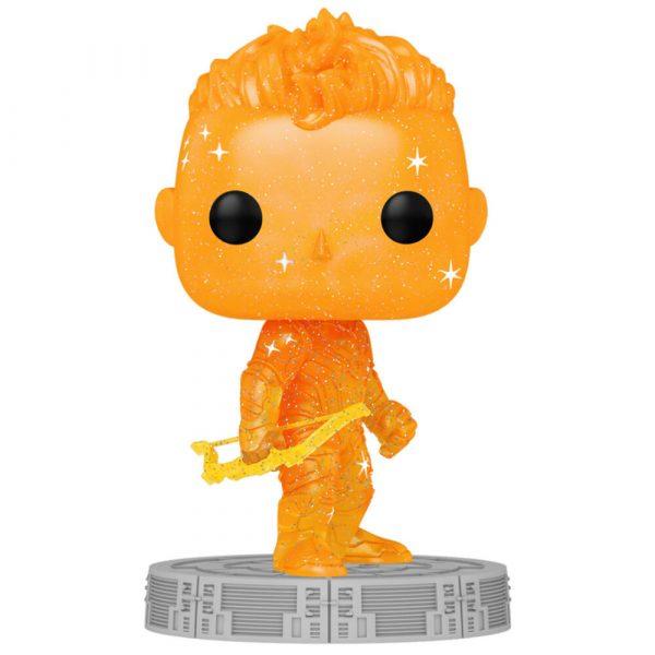 Figura POP Marvel Infinity Saga Hawkeye Orange