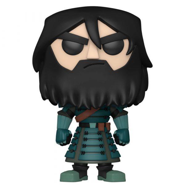 Figura POP Samurai Jack Armored Jack