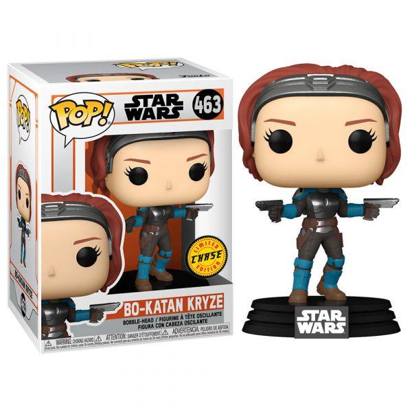 Figura POP Star Wars Mandalorian Bo-Katan Chase
